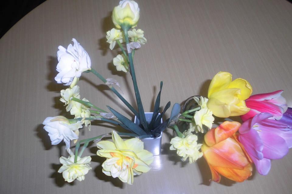 「キレイな花」