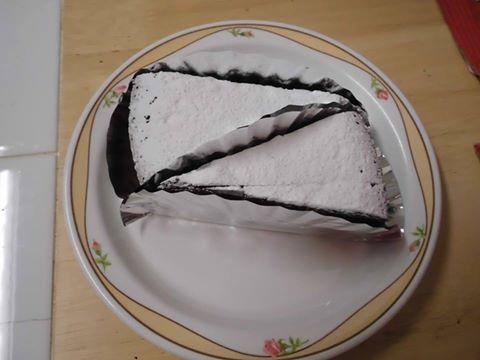 手作りケーキに感謝!!